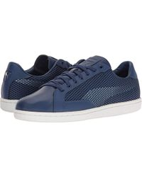 352a1a93321e Lyst - Puma Match Lo Basic Sports Shoes Size 10 for Men