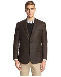 Franklin Tailored - Tonal Plaid Triton Sportcoat - Lyst