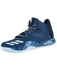 055b29c863d9 adidas D Rose 8 Basketball Shoes in Black for Men - Lyst