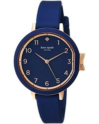 Kate Spade - Kate Spade Watches Park Row Watch - Lyst