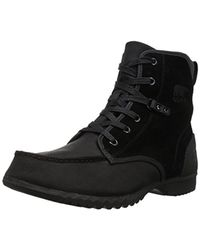 Sorel - Ankeny Moc Toe Snow Boot - Lyst
