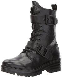 Kendall + Kylie - Eliya Combat Boot - Lyst