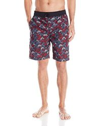 Kenneth Cole - Kenneth Cole Ny Wave Volley Short - Lyst