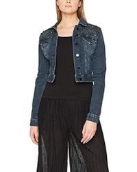 Guess - New Tokyo, Capa Mujer, (Rodeo Rider), Large - Lyst