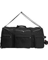 Kipling - Darcey Solid Large Wheeled Luggage - Lyst