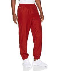fa35867ff6 Pantalons de survêtement Lacoste homme à partir de 45 € - Lyst