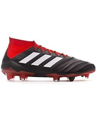 a2c958681664 adidas Predator 18.1 Fg Footbal Shoes in Yellow for Men - Lyst