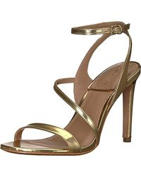 BCBGMAXAZRIA - Amilia Dress Heeled Sandal - Lyst
