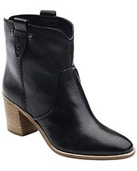 G.H.BASS - Sophia Ankle Bootie - Lyst