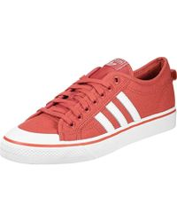 finest selection d423e 37990 adidas - s Nizza Basketball Shoes - Lyst