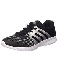 new concept 64e03 64090 adidas - Essential Fun Ii W Gymnastics Shoes - Lyst