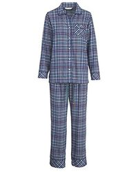 Woolrich - First Light Flannel Pajama Set - Lyst