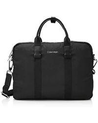 Calvin Klein - Herren Braced 1 G Laptop Bag Tasche, 5.5x38x28 cm - Lyst