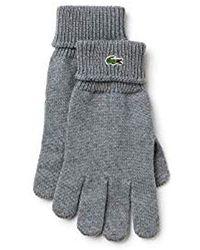 Lacoste - Herren Handschuhe - Lyst