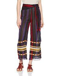 INTROPIA Pantalones para Mujer