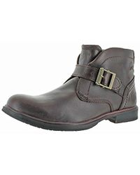 Caterpillar - Haverhill Ii Motorcycle Boot - Lyst