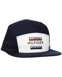 Tommy Hilfiger - Rwb Cap Baseball, Blue Navy, One Size(size:os) - Lyst