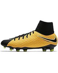 new product 5a3da 4155a Nike - Hypervenom Phelon 3 Df Fg Football Boots - Lyst