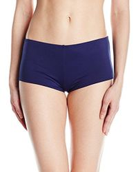 Sperry Top-Sider - Sea Breeze Solid Surf Hipster Bikini Bottom - Lyst