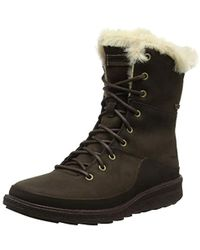 Merrell - Tremblant Ezra Lace Polar Waterproof High Boots - Lyst
