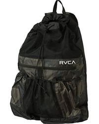 RVCA - Drawcord Backpack - Lyst