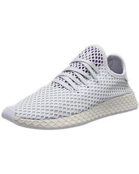 6a8a3d8377321 adidas - Deerupt Runner W Running Shoes - Lyst
