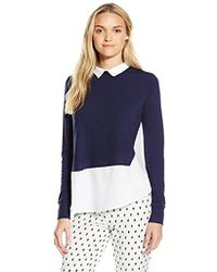 French Connection - Fresh Jersey - Lyst