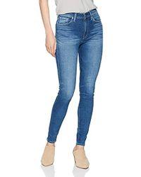 Hudson Jeans - Barbara High Waist Super Skinny 5 Pocket Jean - Lyst
