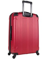 Kenneth Cole Reaction - Out Of Bounds 28 Inch 4-wheel Upright Luggage - Lyst
