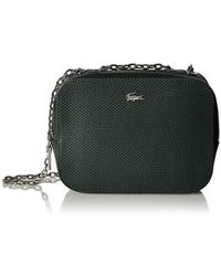 Lacoste - Xs Square Crossover Bag, Nf2573xc - Lyst
