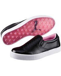PUMA - Tustin Slip-on Golf-shoes - Lyst