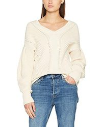 French Connection - Millie Mozart Mutton Sleeve Knits - Lyst