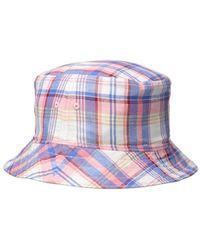 Nautica - Reversible Bucket Hat - Lyst