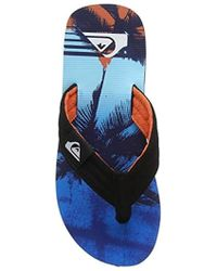 Quiksilver - Molokai Layback Beach & Pool Shoes - Lyst