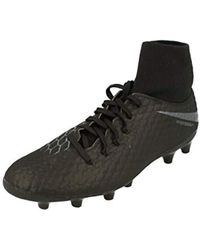 the best attitude d39df 15c78 Nike - Unisex Adults  Hypervenom 3 Academy Df Ag-pro Low-top Trainers