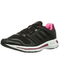 ac857c270183a2 adidas Revenergy Boost Tech-fit Ladies Running Shoes in Purple for ...
