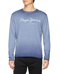 Pepe Jeans - West Sir Ls T-shirt - Lyst