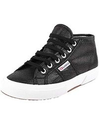 333f0bbeaf9 Superga 2750 Polywool Low Top Sneaker in Black for Men - Lyst
