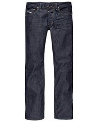 DIESEL - Herren Straight Jeans Larkee - Lyst