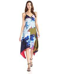 Clover Canyon - Sportswear Urban Bloom Dress - Lyst