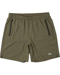RVCA - Yogger Short - Lyst