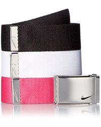 Nike - 3-in-1 Web Pack Belt - Lyst