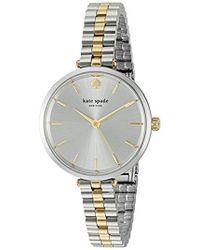 Kate Spade - Kate Spade Watches Gramercy Watch - Lyst