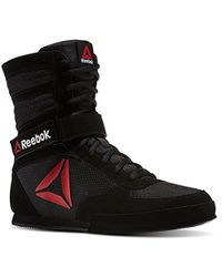 Reebok - Boxing Boot-buck Sneaker - Lyst