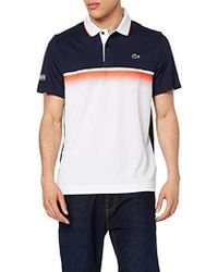 6500008d John Lewis and Partners · Lacoste - Dh3448 Short Sleeve Polo Shirt - Lyst