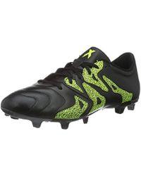 best service 82f5b 5bf16 adidas - X 15.3 Fgag, Football Boots - Lyst
