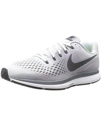 87bb6ba756879 Nike Air Zoom Pegasus 35 Competition Running Shoes in Gray for Men ...