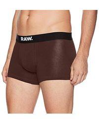 G-Star RAW - Weldax Trunk Boxer - Lyst