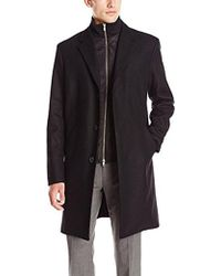 Theory - Delancey Voedar Wool Cashmere Full Length Coat - Lyst