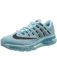 Nike Wmns Air Max Wildcard Cly Tennis Shoes in Blue Lyst
